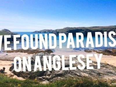 We found paradise on Anglesey and the longest place on EARTH!