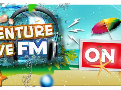 Drayton Manor | Adventure Cove FM voice over